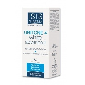 Unitone 4 White Advanced Sérum Intensif (15 ml)