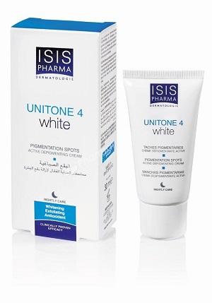 ISIS UNITONE 4 white Crème dépigmentante active 30 ml
