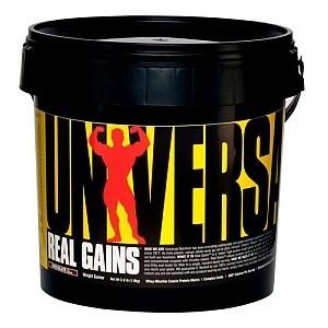 Universal nutrition Real GAINS 6.85LB (3,1Kg) choix de gout
