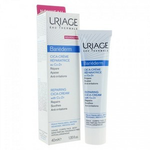 Uriage Bariéderm Cica-crème Réparatrice au Cu-Zn 40ml