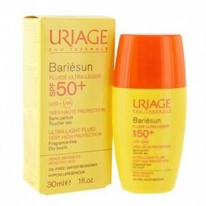 Uriage Solaire Bariesun Fluide Ultra-Léger SPF50+ 30ml