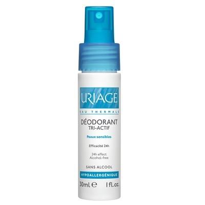 Uriage Déodorant Tri-Actif - Déodorant Régulateur 30 ml