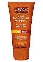 Uriage Gelée Autobronzante Hydratante visage et corps sans soleil (100 ml)