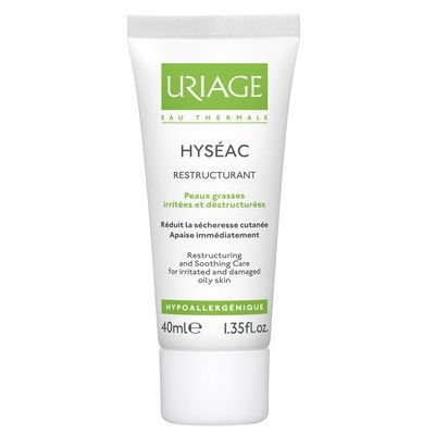 Uriage Hyseac soin Restructurant Apaisant 40ml