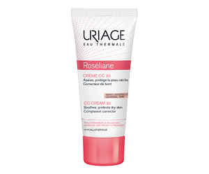 Uriage Roséliane CC Cream SPF30 - Correction de Teint 40ml