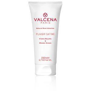 Valcena - Crème Douche 200ml - Plaisir Satiné