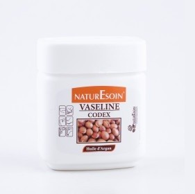 NaturEsoin Vaseline Codex - Huile d'Argan Pot 120ml