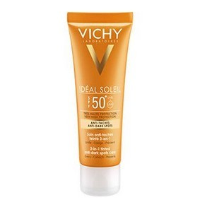 Vichy Idéal soleil crème anti-tache 3 en1 teinté (spf50+) 50ml
