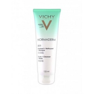 Vichy Normaderm 3en1  Exfoliant+Nettoyant+Masque 125ml