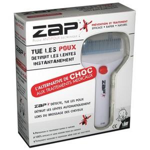 Zap X Peigne Anti-Poux Electronique