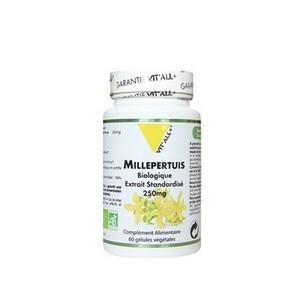 Vit'all+ Millepertuis Biologique 250 MG 60 Gélules