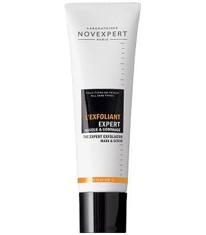Novexpert Exfoliant expert 2 en 1 -  Masque et Gommage 50ml