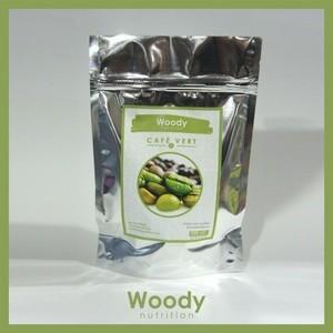Woody nutrition Café Vert Grains non torréfies 250g