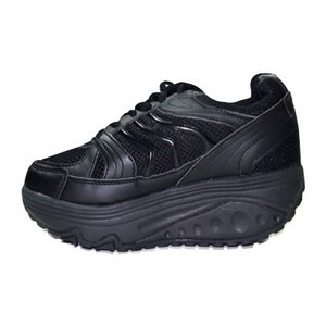 Workout balancing shoes noir
