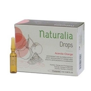 Naturalia Drops Acérola Orange ampoules 15x2ml