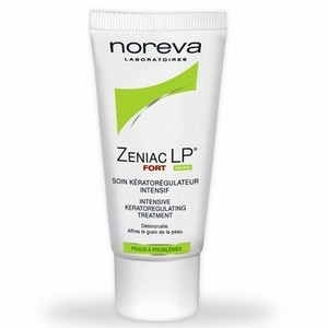 Zeniac LP Fort Soin Kératorégulateur tube 30 ml