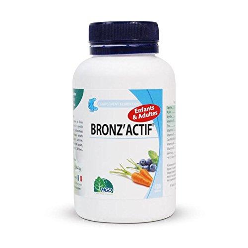MGD Nature Bronz Actif 120 gélules