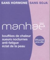 Manhae Ménopause et bouffées de chaleur 30 capsules