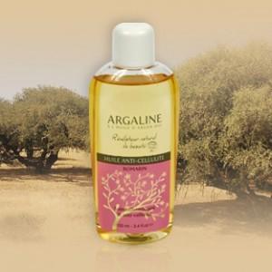 Argaline huile anti-cellulite -100ml