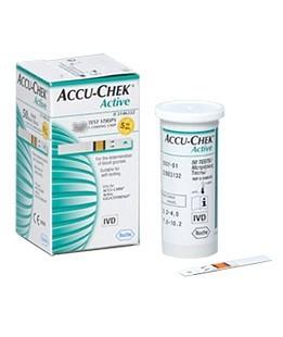Accu-Chek Active 25 Bandelettes