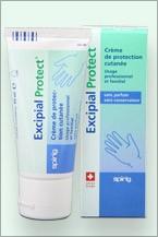 Excipial Protect crème Soin des mains sèches et irrités (50 ml)