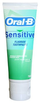 ORAL-B Dentifrice Sensitive (75 ml)