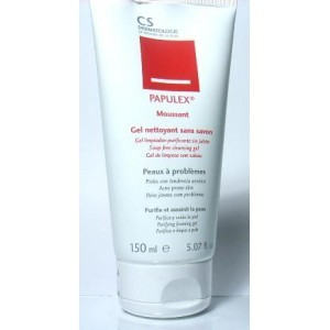 Papulex Gel Moussant 150 ml