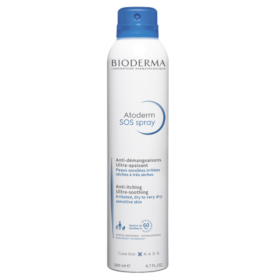 Bioderma Atoderm SOS SPRAY - Anti-démangeaisons ultra-apaisant - 200ml