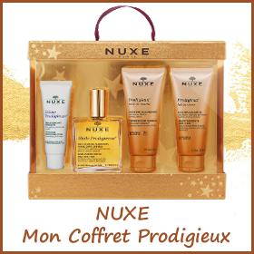Coffret Nuxe - Mon Coffret Prodigieux
