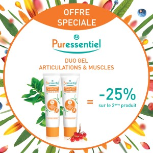 Pack Duo Gel Articulations & Muscles 2ème -25%