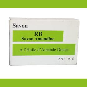 Savon RB a l'huile d'Amande douce - 90g