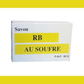 Savon RB au SOUFRE - 90g