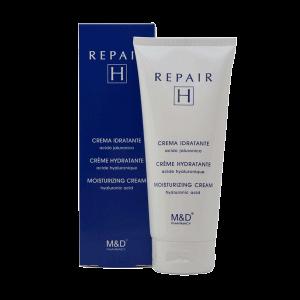 M&D Repair H crème hydratante à l'acide hyaluronique 200ml