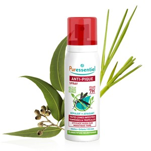 PURESSENTIEL ANTI-PIQUE SPRAY 200 ML