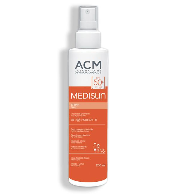 Acm Medisun Spray Spf50+ 200ml