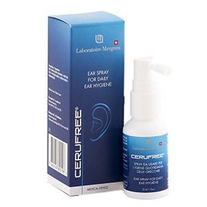 Cerufree Spray auditif isotonique 30 ml