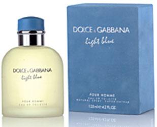 Dolce&Gabbana Light Blue Eau de Toilette homme 125 ml