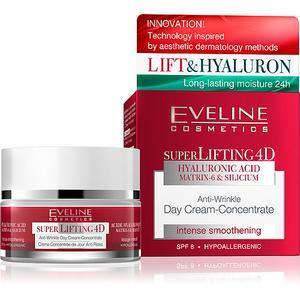 Eveline super lifting 4D crème concentrée spf-8 jour (50 ml)
