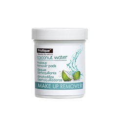 Frutique Coconut Water Makeup Remover - Disques Démaquillants