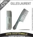 Promotion Gilles laurent Sérum lissant réparateur pour cheveux 100 ml + Grand peigne Offert