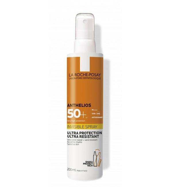 Roche posay Anthelios invisible spray shaka spf50+ 200ml