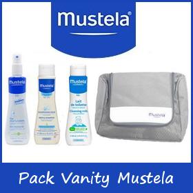 Pack Vanity Mustela