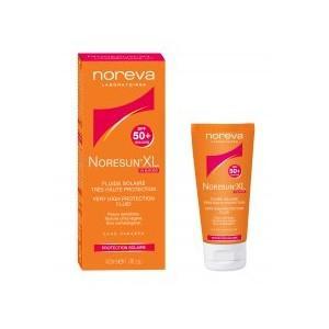 Noreva LED Noresun 50+ Uvprotect teinté