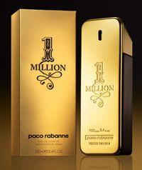 Paco rabanne One million Eau de Toilette homme 100 ml