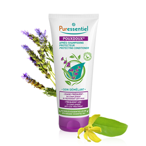 Puressentiel après-shampooing anti-poux protecteur 200ml