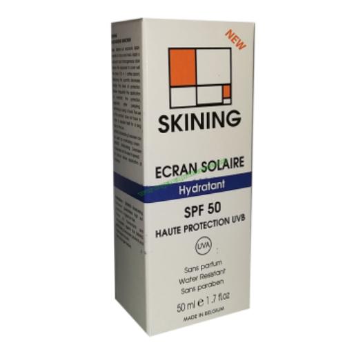 Skining ecran invisible hydrat Peau normale à mixte 50ml