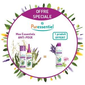 Pack Mes Essentiels Anti-poux Shampoing Poudoux 200ml Offert