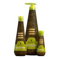 Macadamia Natural Oil Rejuvenating Shampoo - Shampooing Hydratant Pour Cheveux Secs et Abîmés 1L