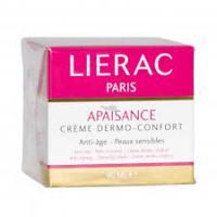 Lierac Apaisance Crème anti-age Peaux sensibles 40ml