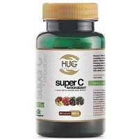 HUG your life Super C antioxydant 60 capsules 500mg